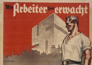nazi propaganda thesis After the nazi seizure of power in 1933, goebbels' propaganda ministry quickly gained and exerted controlling supervision over the news media, arts, and information in germany he was particularly adept at using the relatively new media of radio and film for propaganda purposes.