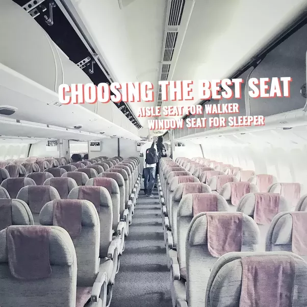 best seat on a plane for view what is the best seat on an airplane in economy class quora 536