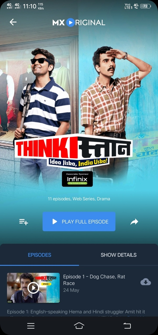 Where can I download Thinkistan web series legally? - Quora