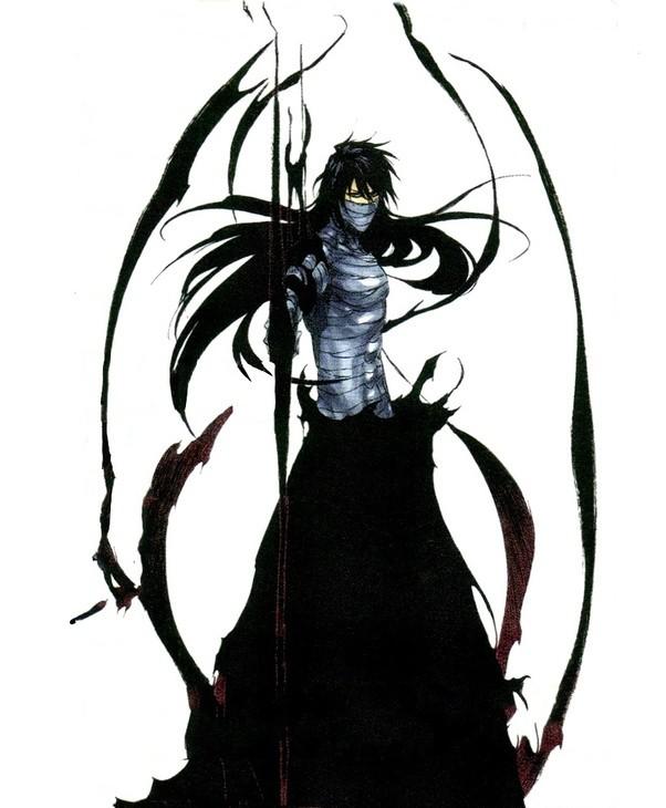 Ichigo Kurosaki Final Tensa Zangetsu Form