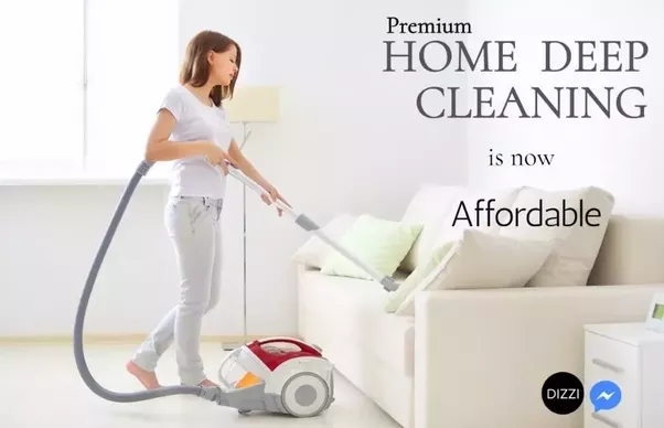 visit dizzi fb chat app for household chores for more details or call 9148238369 for any quarries