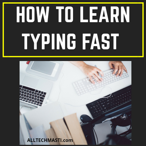 How to learn typing - Quora