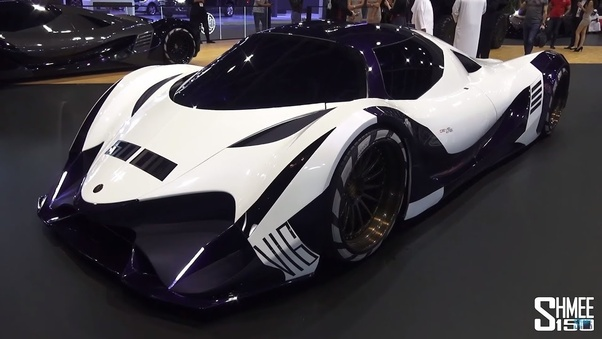 Not To Mention It Looks Like Some Futuristic Rocket Car Hybrid