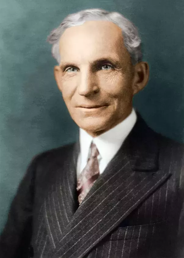 Why Did Henry Ford Say A Customer Can Have A Car Painted