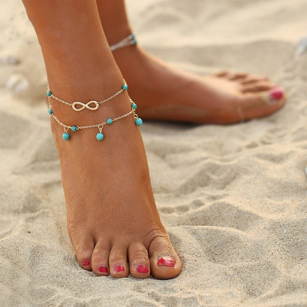 Why do women wear anklets? - Quora