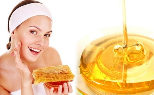 عسل طبیعی و ماسک صورت