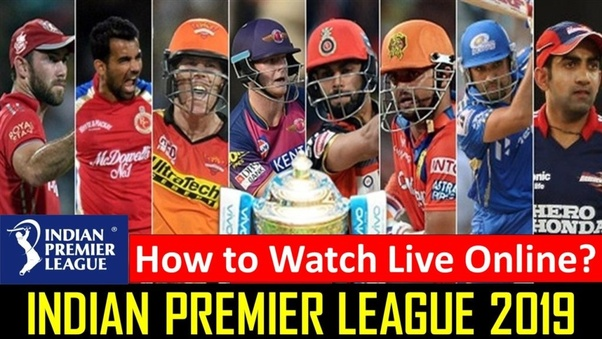 Which channels will broadcast the Vivo IPL 2019? - Quora