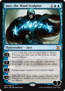 Why is Jace, the Mind Sculptor so good? - Quora