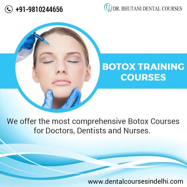 What are the benefits of Botox and Dermal Filler training? - Quora