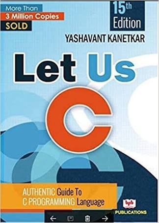 C Language Pdf Books Balaguruswamy
