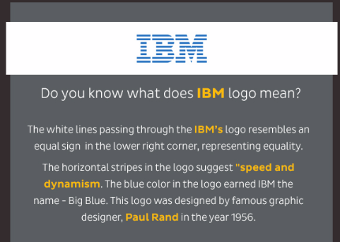 What Are The Logos Of Different Companies And What Are Their