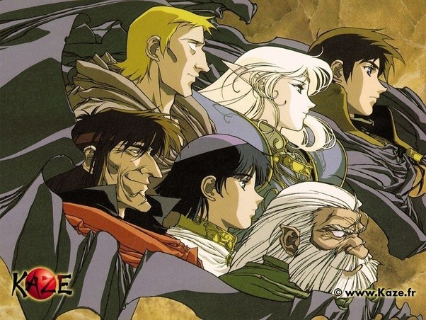 This Series Particularly The First One Made Me Pray They Would Do Lord Of Rings As An Anime Granted It Was Before Current Movies