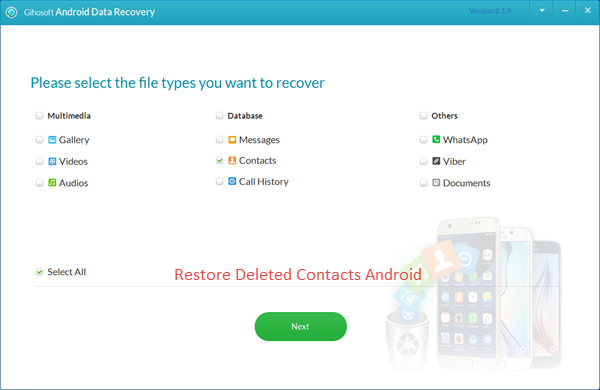 How to recover contacts on an Android phone - Quora