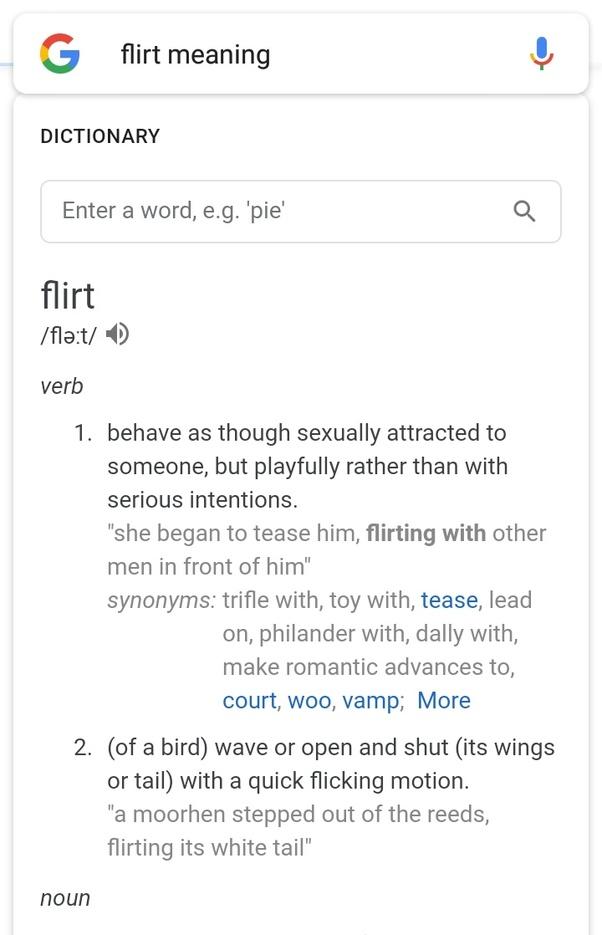 how to flirt and tease a girl