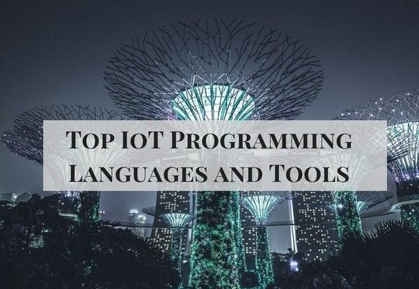 Quels sont les meilleurs langages de programmation IoT que nous devons connaître?