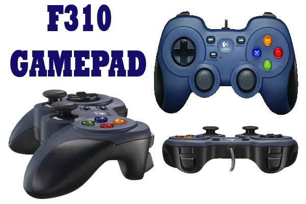 Which gamepad for PC is better: Logitech f310 (wired) or
