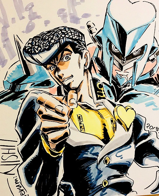 In Jojo S Bizarre Adventure How Do Most People Obtain A Stand Quora The stand arrow is an arrow with a golden arrowhead with an ornate design. in jojo s bizarre adventure how do