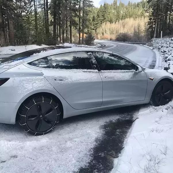 Good Cars For Snow: How Well Do Tesla Cars Handle Bad Weather (snow, Rain, Ice