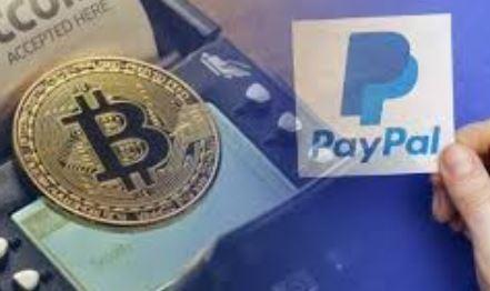 a bitcoin mint a paypal