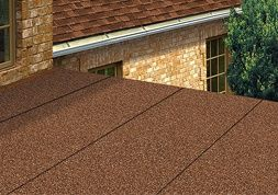 Which would be a good or the best low slope roof quora for Low cost roofing materials