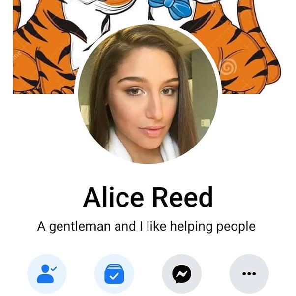 Profile scammer facebook romance Romance scams