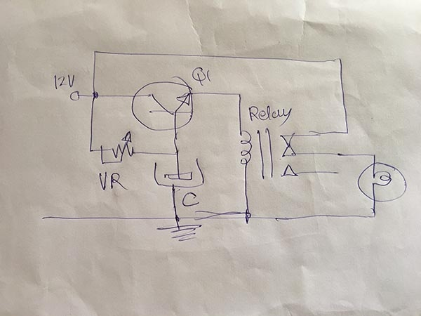 Surprising I Need A Timer Circuit That Switches Off The Power To A 12V Lamp Wiring Cloud Hisonuggs Outletorg