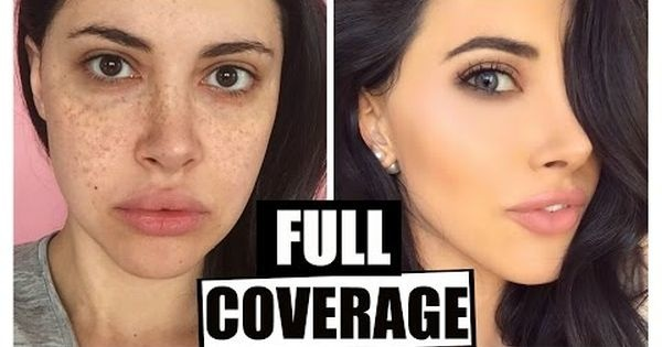 Best foundation for a natural look, yet does full coverage