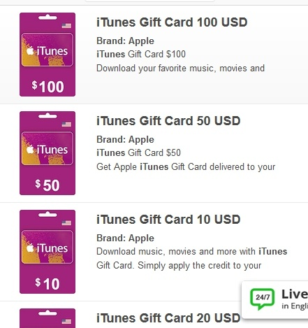 Can I buy iTunes gift cards for the US store in India? - Quora