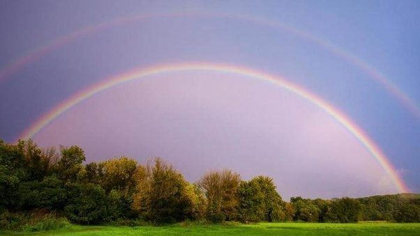 What Does A Double Rainbow Mean Quora