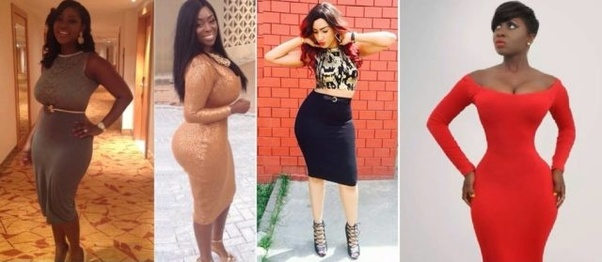 female celebrities with big butts