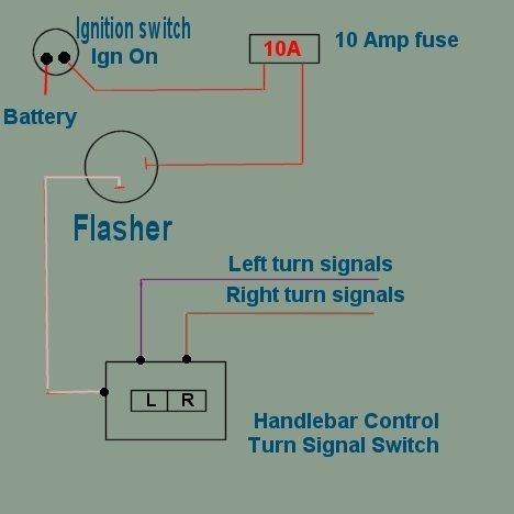 main-qimg-dee46b432708381fb20b7794d93527d8-c Add On Turn Signal Switch Wiring Diagram on