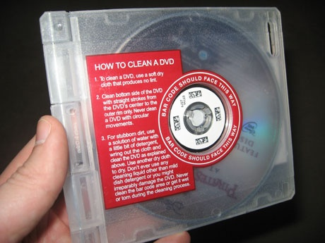 What would happen, in theory, if I returned a Redbox movie