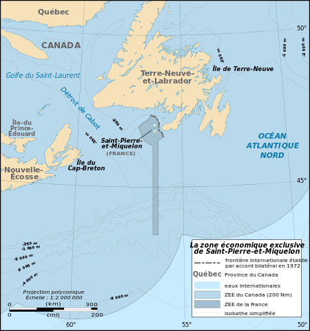 How would France and Canada respond to an invasion of Saint Pierre
