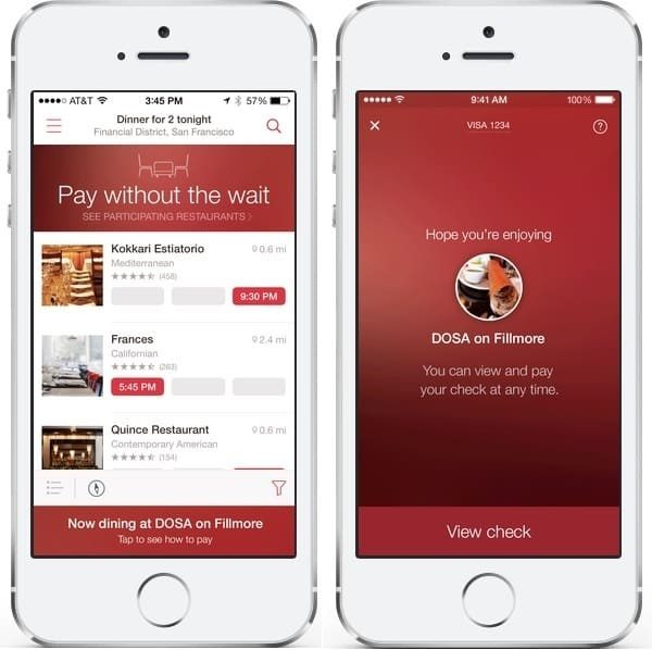 Opentable App For Restaurant Owners >> How much does it cost to clone an OpenTable app? - Quora