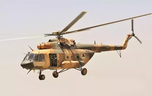 What Are The Helicopters Used By The Indian And Pakistani