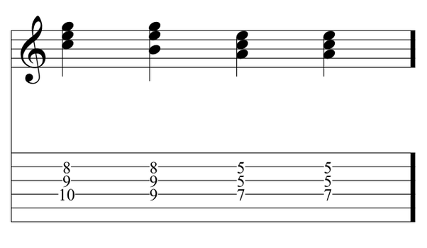 How to know if it is strumming or plucking when I read notes - Quora