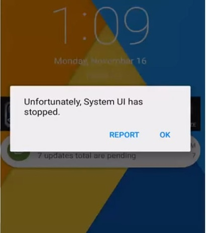 How to fix LG unfortunately system UI has stopped - Quora