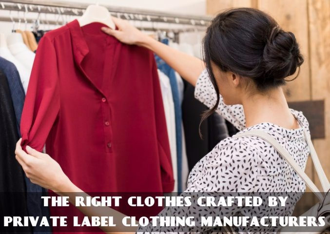 What are some of the best wholesale private label clothing companies