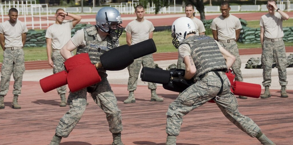 Which branch of the US military has the easiest boot camp