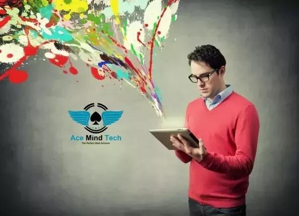 Ace Mind Tech Best Graphic Designers In Delhi
