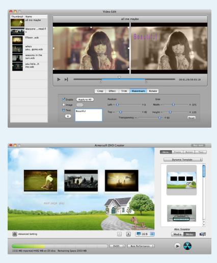 best free dvd authoring software mac