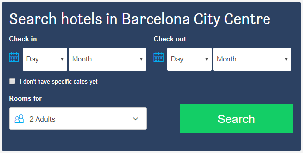 How To Find Cheap Hotel In Barcelona Quora