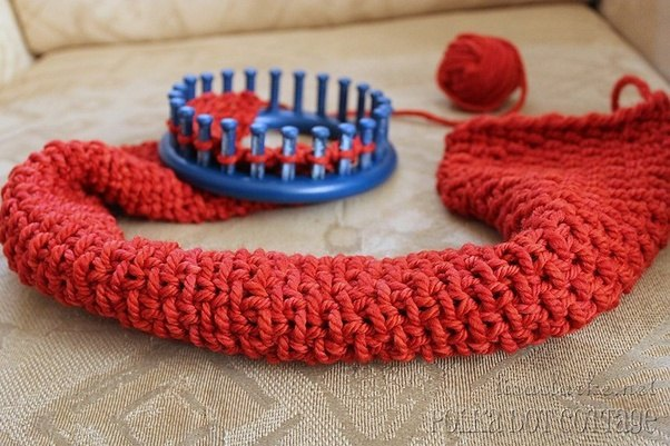 Loom Knitting Questions : What was it like to be years old do you remember doing