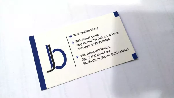 What are some chartered accountant visiting card designs quora this is my card and i love this the most colourmoves