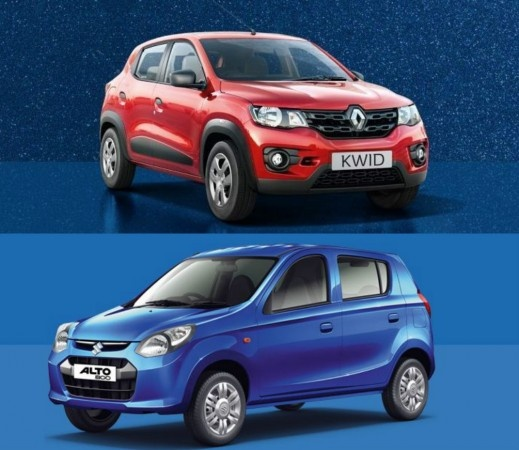 Which is better car to buy? Alto or kwid? Why? - Quora