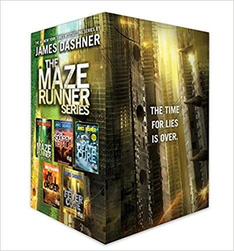 Maze Runner Books Pdf