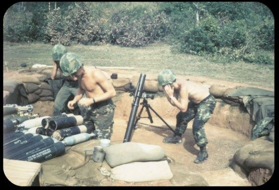 Vietnam Mortar Fire : What weapons were used in the vietnam war quora