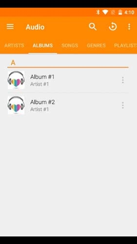 Which is the best free music player app on Android with no