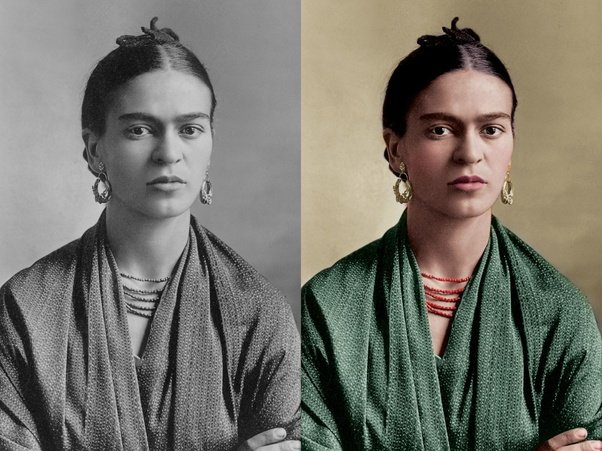 Photo colorization takes a lot of time and skill and there are artists who do an impressive work doing it one of these artists is jordan lloyd