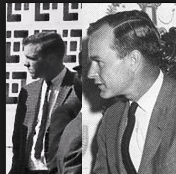 a comparison of john f kennedy and george w bush John f kennedy: 1961-1963: lyndon b johnson:  george w bush: 2001-2009: barack obama:  gerhard peters and john t woolley - the american presidency project.